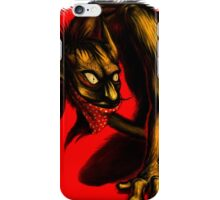 rogue assassin iPhone Case/Skin