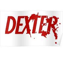 Dexter logo Poster