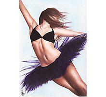 Ballerina Photographic Print