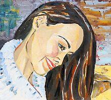 Self Portrait by Juliane Porter