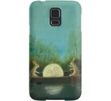 The Dreaming Moon  Samsung Galaxy Case/Skin