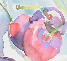 Cherries by Juliane Porter