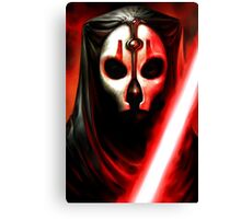 Darth Nihilus - KOTOR 2 - STAR WARS - Knights of the Old Republic 2 Canvas Print
