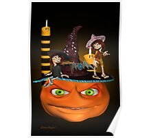 Halloween Madness Poster