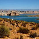 Lake Powel, Arizona by saxonfenken