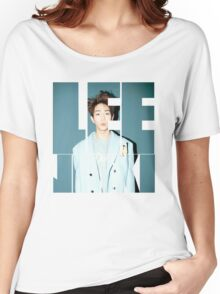 SHINee Onew 'Married To The Music' Women's Relaxed Fit T-Shirt