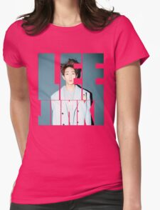 SHINee Onew 'Married To The Music' Womens Fitted T-Shirt