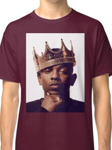 "Kendrick Lamar - ""The king"" Classic T-Shirt"