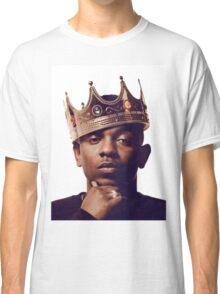 "Kendrick Lamar - ""The king"" Classic T-Shirt"
