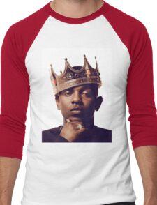 "Kendrick Lamar - ""The king"" Men's Baseball ¾ T-Shirt"