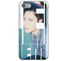 SHINee Taemin 'Married To The Music' iPhone Case/Skin