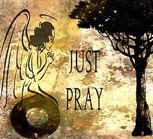 Praying Angel by Jessielee72