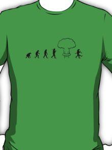 Strange human evolution T-Shirt