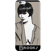 Louise Brooks Portrait 1920s  iPhone Case/Skin