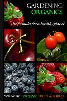 Book Cover: Organic Gardening by paintingsheep