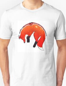 Coffee Stained Fox T-Shirt