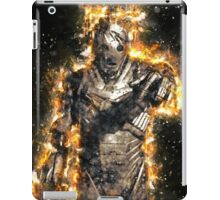 Doctor Who Exploding Cyberman iPad Case/Skin