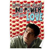 Season 5 Teen Wolf Greeting Cards [Scott] Poster