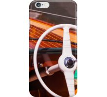 Classic Chris Craft iPhone Case/Skin