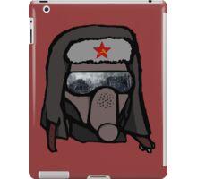 Red Scout iPad Case/Skin