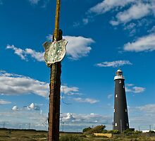 Dungeness Lighthouse by AjayP