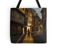 Evening silhouette Tote Bag
