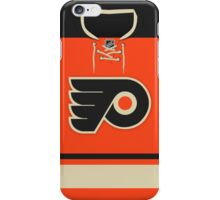 Philadelphia Flyers Alternate Jersey iPhone Case/Skin