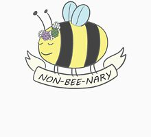 Non-bee-nary Pride Bee Unisex T-Shirt