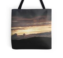 Honey sunset - Donegal Ireland Tote Bag