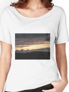 Honey sunset - Donegal Ireland Women's Relaxed Fit T-Shirt