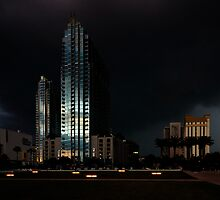 Skypoint Condos Tampa by james smith