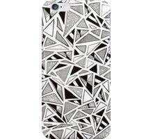 Tonal Triangles iPhone Case/Skin