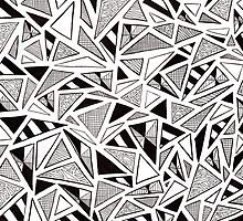 Tonal Triangles by ellypop