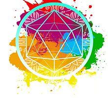Funky Icosahedron by kzenabi