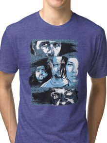 """""""The End"""" Tri-blend T-Shirt"""