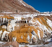 Puente del Inca, Argentina by Philippe Widling