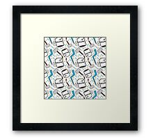ANOTHER! Framed Print