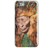 Cave Creek Chief iPhone Case/Skin