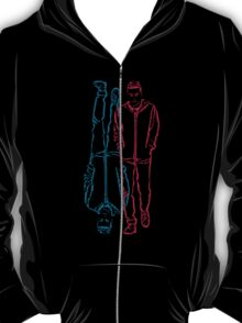 mr robot - red/blue T-Shirt