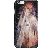 Mother Mary by Mary Bassett iPhone Case/Skin