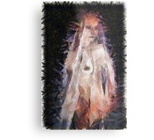 Mother Mary by Mary Bassett Metal Print
