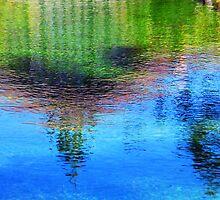 Water Color  by Jennifer Hulbert-Hortman