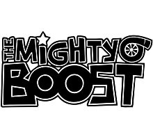 The Mighty Boost Photographic Print