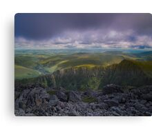 Cader Idris Vista Canvas Print