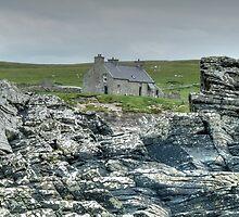 Cottage - Bresse Shetland by Ivan Horvath