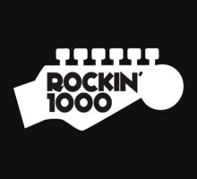 Rockin 1000 Black by squadesign