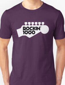 Rockin 1000 Black T-Shirt