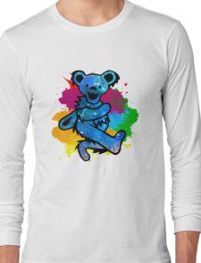 Grateful Dead Bear Long Sleeve T-Shirt