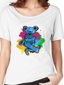 Grateful Dead Bear Women's Relaxed Fit T-Shirt