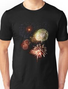 Firework Display t-shirt Unisex T-Shirt